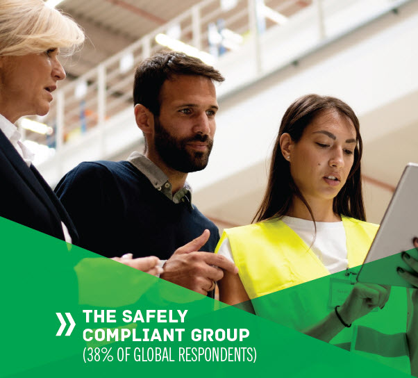 DG Confidence Outlook Safely Compliant Group