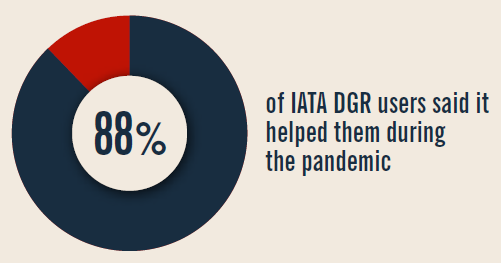 IATA DGR Users Comment