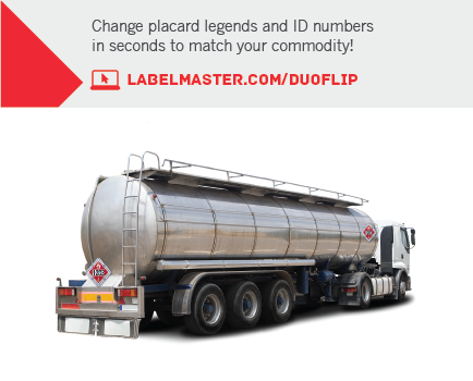 Labelmaster Duoflip Placar ding System
