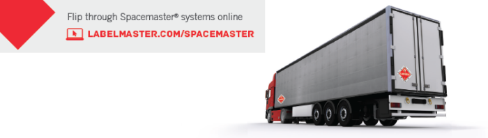 Labelmaster Spacemaster Placarding System