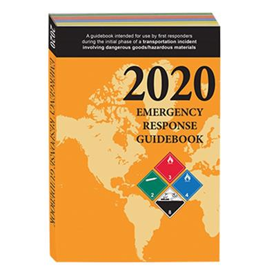 2020 Emergency Response Guidebook (ERG Books)