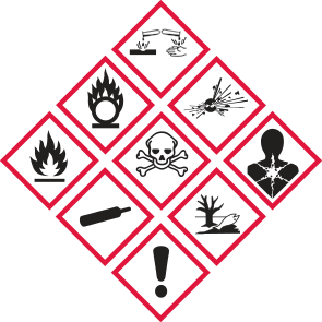 GHS labels - Hazardous Chemical Labels
