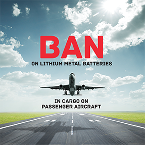 Regulations on Shipping Lithium Batteries