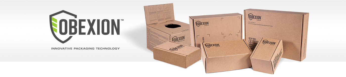Obexion Lithium Battery Packaging