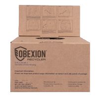 Obexion Recycler Packaging