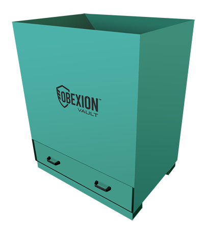 Obexion Vault Packaging