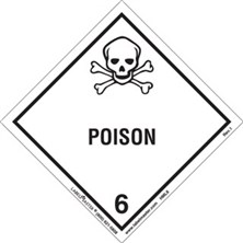 Worded Poison Labels
