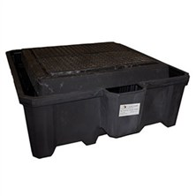 Black Diamond IBC Containment Pallets
