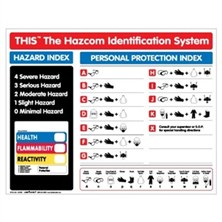 Hazcom (THIS®) Wall Posters