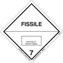 Worded Fissile Labels