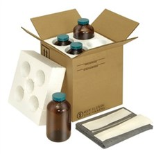 Glass Packaging, 4 x Kits
