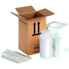 Plastic Packaging, 1 x Kits