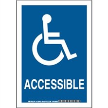 Accessible Signs