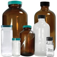 Bottles with Caps