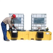 Ultra-Twin IBC SpillPallets®