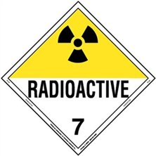 Radioactive Wordless Placards