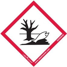 GHS Environment Pictogram Labels