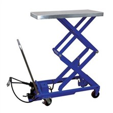 Air Hydraulic Elevating Carts