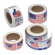 Patriotic Labels