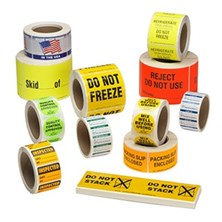 Warehouse Labels