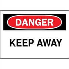 Danger, Keep Away