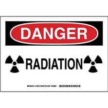 Danger - Radiation Signs