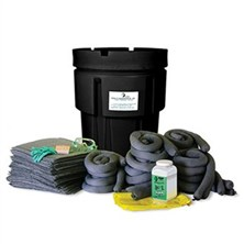 95-Gallon Black Diamond Poly-Spill Pack Spill Kit