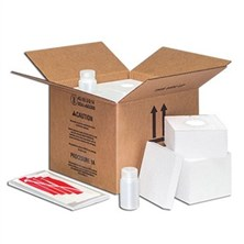 Plastic Packaging, 4 x Kits