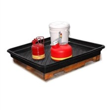 Spill Trays And Sumps