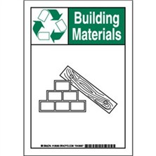 Building Materials Signs