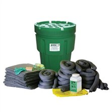 95-Gallon Eco Efficient Salvage Drum Spill Kits