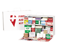 Fire Extinguishers and First Aid