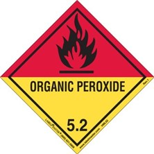 Worded Revised Organic Peroxide Labels