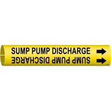 Sump Pump Discharge