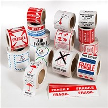 Shipping And Handling Labels