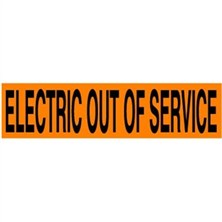 Electric Out of Service