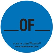 ____OF_____ Circle Labels