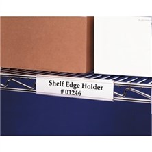 Wire-Rack Label Holders