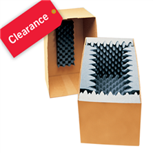 Military Packaging Clearance