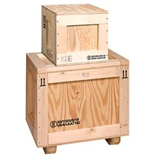 Wooden Crates - UN Packaging
