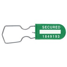 Galvanized Padlock Seals