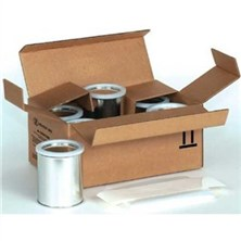 Metal Packaging, 6 x Kits