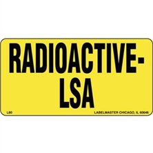 Radioactive Labels