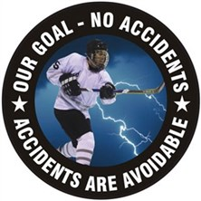 Our Goal No Accidents Signs