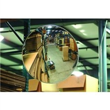 Convex Detection Mirrors, Outdoor