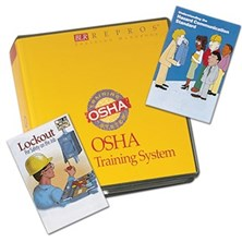 OSHA Training Books and Kits