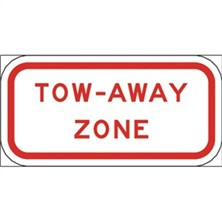 Tow-Away Zone
