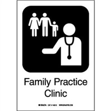 Family Practice Signs