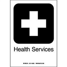 Health Services Signs