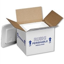 Insulated 1-2 Day Boxes